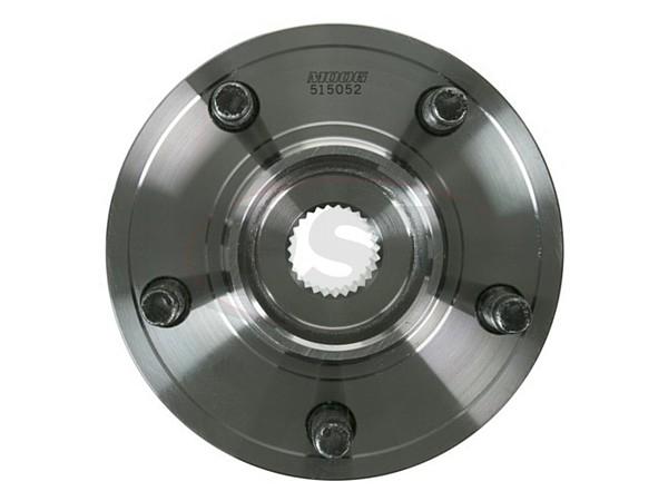 MOOG-515052 Front Wheel Bearing and Hub Assembly