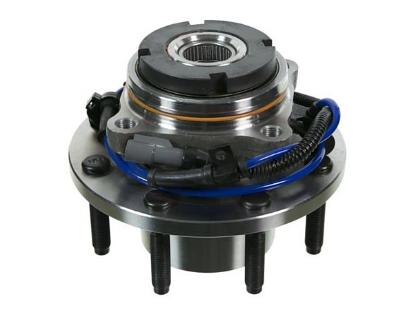 moog-515056 Front Wheel Bearing and Hub Assembly