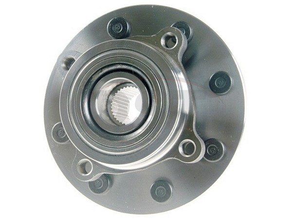 moog-515062 Front Wheel Bearing and Hub Assembly - 2 Wheel ABS