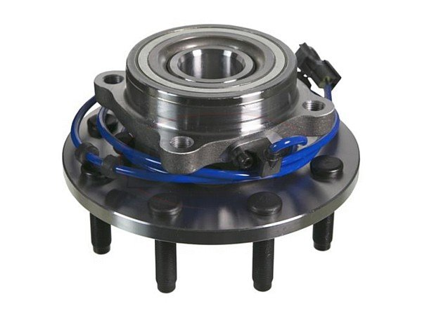 moog-515063 Front Wheel Bearing and Hub Assembly - 4 Wheel ABS