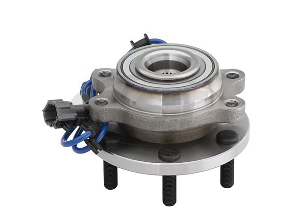 moog-515065 Front Wheel Bearing and Hub Assembly
