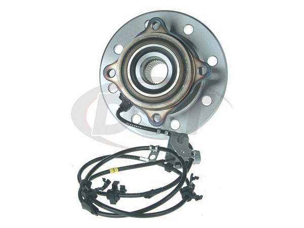 MOOG-515068 Front Left Wheel Bearing and Hub Assembly - 4 Wheel ABS - Driver Side