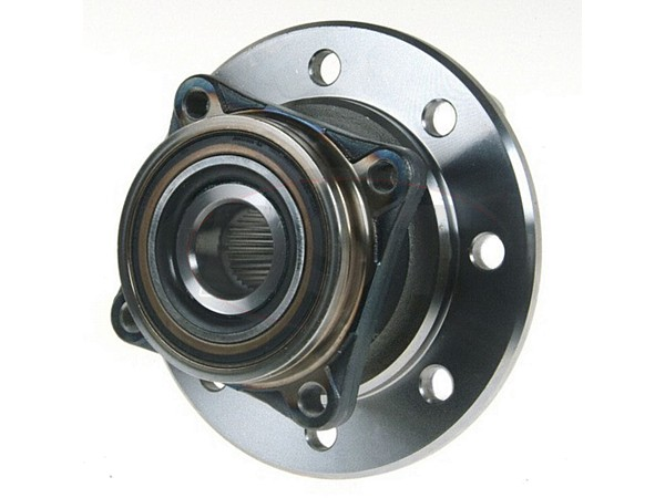 moog-515070 Front Wheel Bearing and Hub Assembly - 4 Wheel Drive