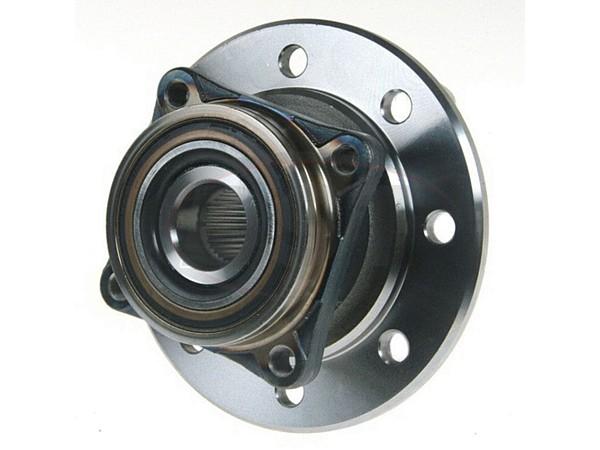 MOOG-515070 Front Wheel Bearing and Hub Assembly - 4 Wheel Drive