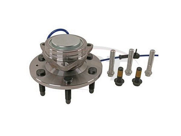 MOOG-515071 Front Wheel Bearing and Hub Assembly