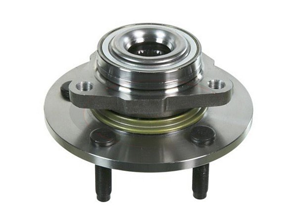 moog-515072 Front Wheel Bearing and Hub Assembly - 2 Wheel ABS - 5 Stud Hub