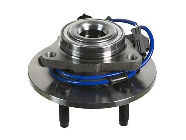 Front Wheel Bearing and Hub Assembly - 4 Wheel ABS