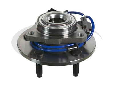 Moog Front Wheel Bearing and Hub Assemblies for Ram 1500