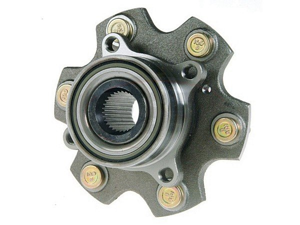 moog-515074 Front Wheel Bearing and Hub Assembly