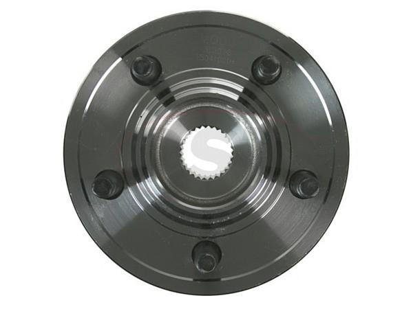 MOOG-515078 Front Wheel Bearing and Hub Assembly
