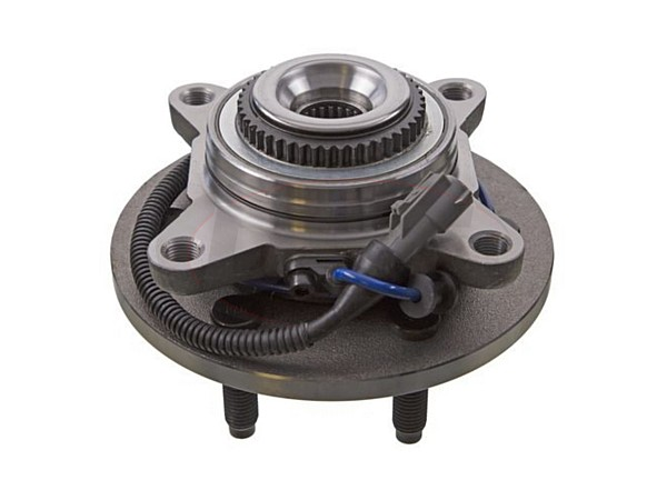 MOOG-515079 Front Wheel Bearing and Hub Assembly - 4 Wheel Drive