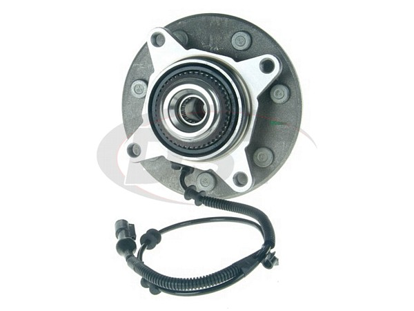 MOOG-515080 Front Wheel Bearing and Hub Assembly