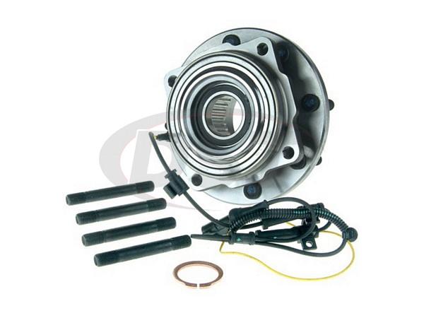 MOOG-515082 Front Wheel Bearing and Hub Assembly - Dual Rear Wheel