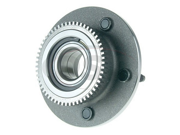 MOOG-515084 Front Wheel Bearing and Hub Assembly