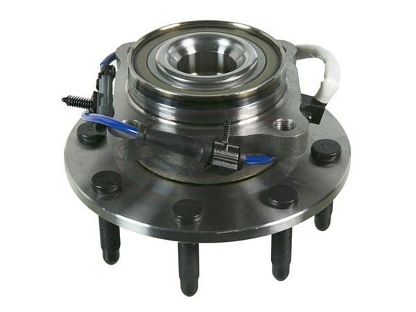 MOOG-515086 Front Wheel Bearing and Hub Assembly