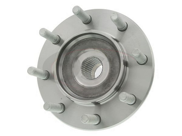moog-515088 Front Wheel Bearing and Hub Assembly