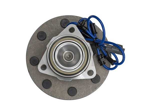 moog-515089 Front Wheel Bearing and Hub Assembly