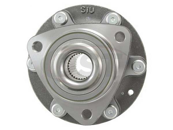 MOOG-515090 Front Wheel Bearing and Hub Assembly
