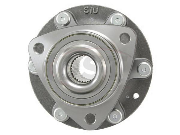 MOOG-515090 Front Wheel Bearing and Hub Assembly