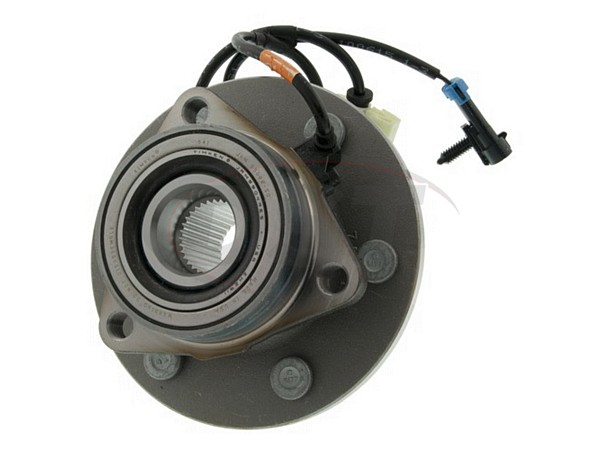 MOOG-515092 Front Wheel Bearing and Hub Assembly - Passenger Side