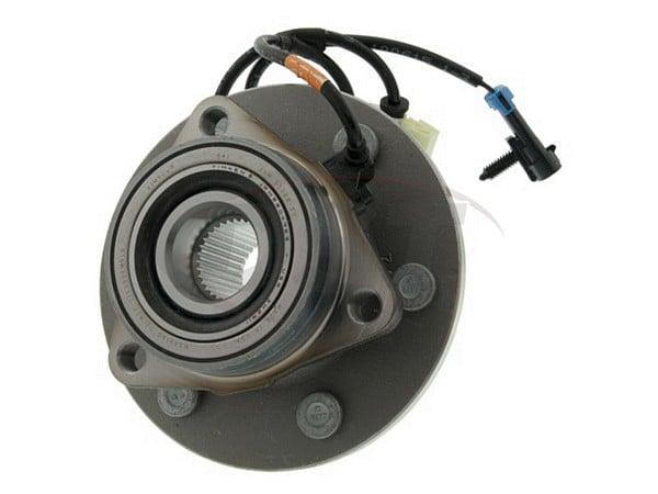 MOOG-515092 Front Wheel Bearing and Hub Assembly - Passenger Side