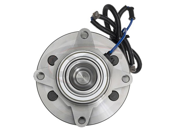 MOOG-515094 Front Wheel Bearing and Hub Assembly
