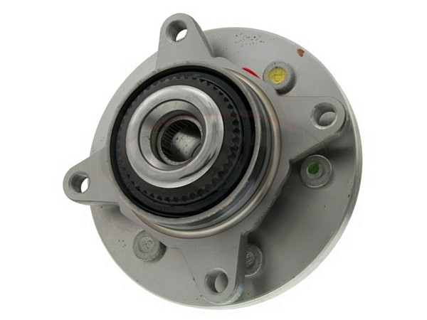 moog-515095 Front Wheel Bearing and Hub Assembly
