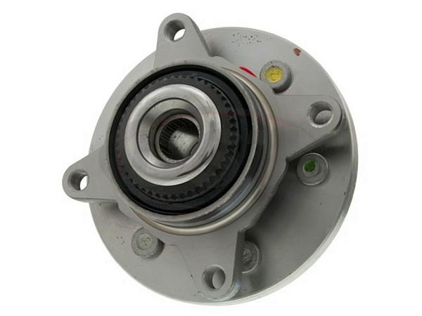 MOOG-515095 Front Wheel Bearing and Hub Assembly
