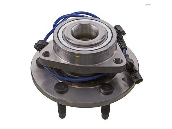 MOOG-515096 Front Wheel Bearing and Hub Assembly