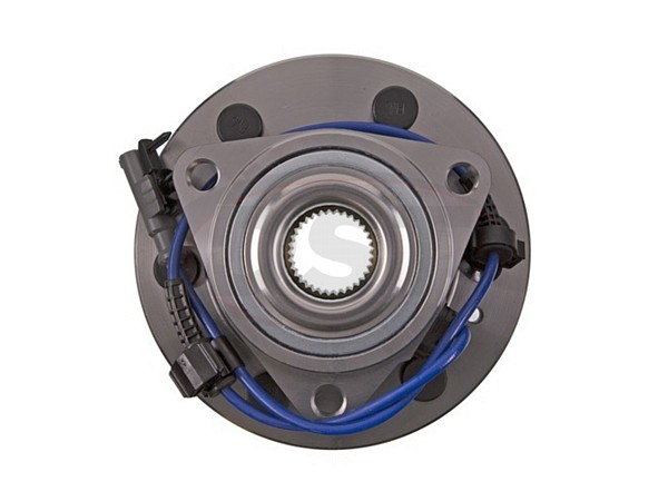 MOOG-515096 Front Wheel Bearing and Hub Assembly