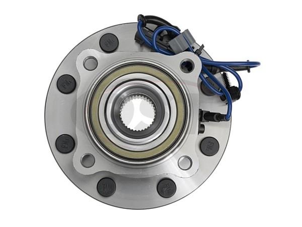 MOOG-515098 Front Wheel Bearing and Hub Assembly