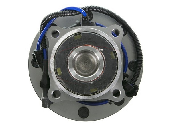 MOOG-515100 Front Wheel Bearing and Hub Assembly