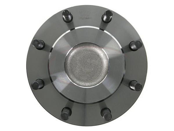 moog-515100 Front Wheel Bearing and Hub Assembly