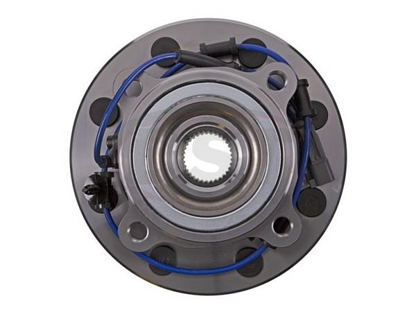MOOG-515101 Front Wheel Bearing and Hub Assembly