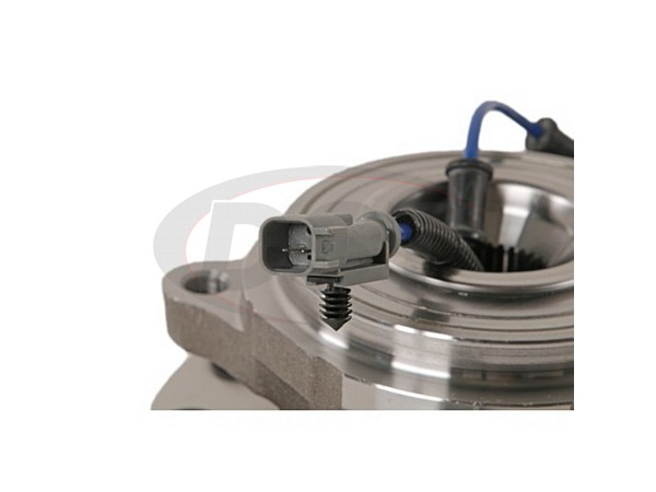 MOOG-515102 Front Wheel Bearing and Hub Assembly
