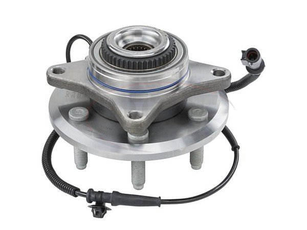 moog-515112 Front Wheel Bearing and Hub Assembly - 4WD - SVT Raptor