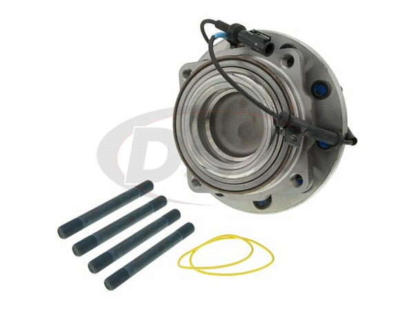 MOOG-515115 Front Wheel Bearing and Hub Assembly