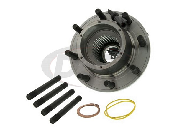 MOOG-515116 Front Wheel Bearing and Hub Assembly