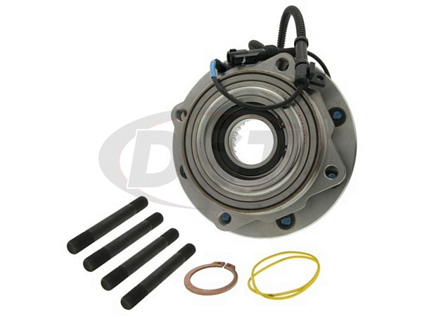 MOOG-515116 Front Wheel Bearing and Hub Assembly