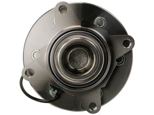 moog-515117 Front Wheel Bearing and Hub Assembly - 6 Stud Hub