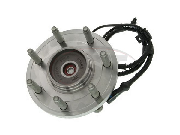 Front Wheel Bearing and Hub Assembly - 7 Stud Hub
