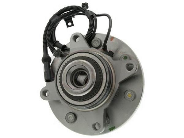 MOOG-515118 Front Wheel Bearing and Hub Assembly - 7 Stud Hub