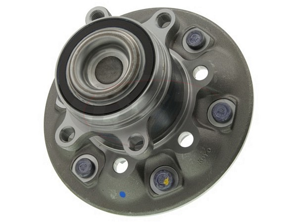 MOOG-515120 Front Wheel Bearing and Hub Assembly