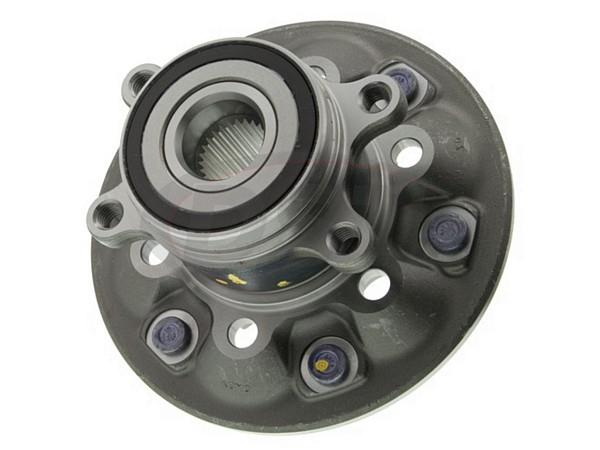 moog-515121 Front Wheel Bearing and Hub Assembly