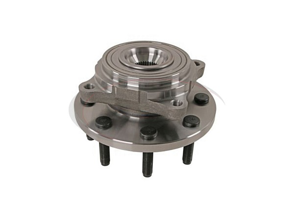 MOOG-515122 Front Wheel Bearing and Hub Assembly