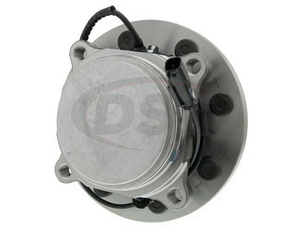 moog-515123 Front Wheel Bearing and Hub Assembly