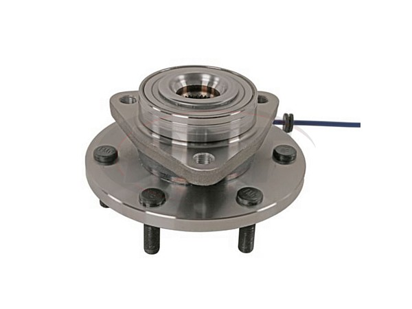 Front Wheel Bearing and Hub Assembly - 4 Wheel Drive
