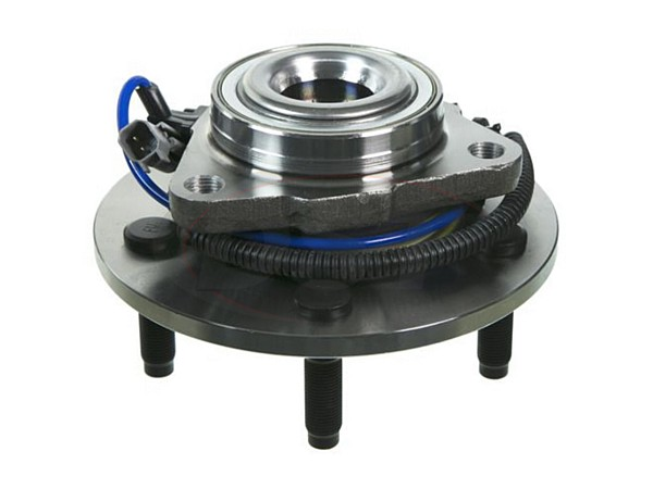 MOOG-515126 Front Wheel Bearing and Hub Assembly