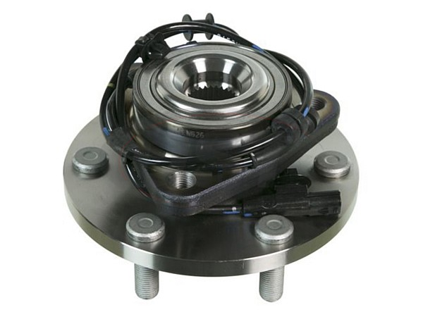 moog-515127 Front Wheel Bearing and Hub Assembly