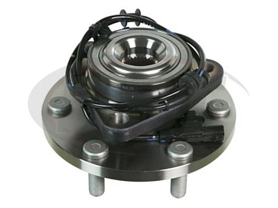 Moog Front Wheel Bearing and Hub Assemblies for QX56, QX80